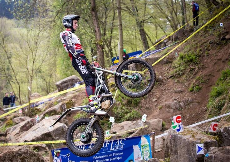 Campionato Europeo Trial 2017